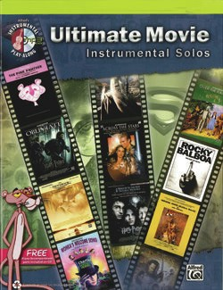 Ultimate Movie Instrumental Solos for alto sax