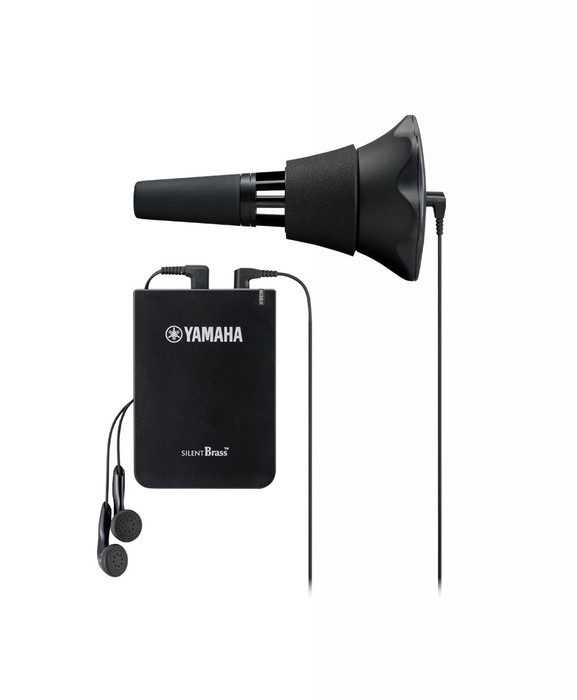 Yamaha Silent Brass mute and Personal Studio SB7X-2 for trumpet