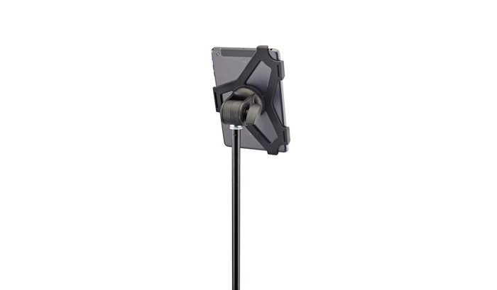 K&M iPad Mini holder for microphone stand 19713