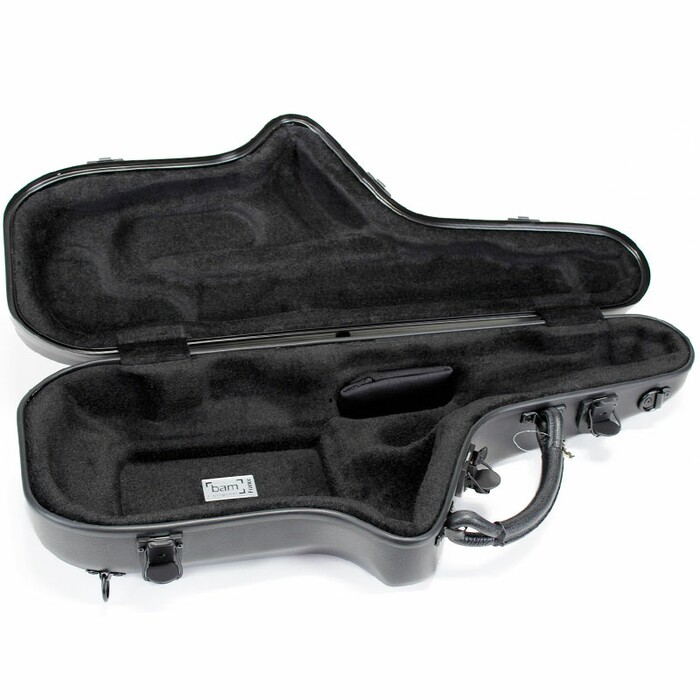 buy bam cabine tenor sax flight case world wide shipping. Black Bedroom Furniture Sets. Home Design Ideas