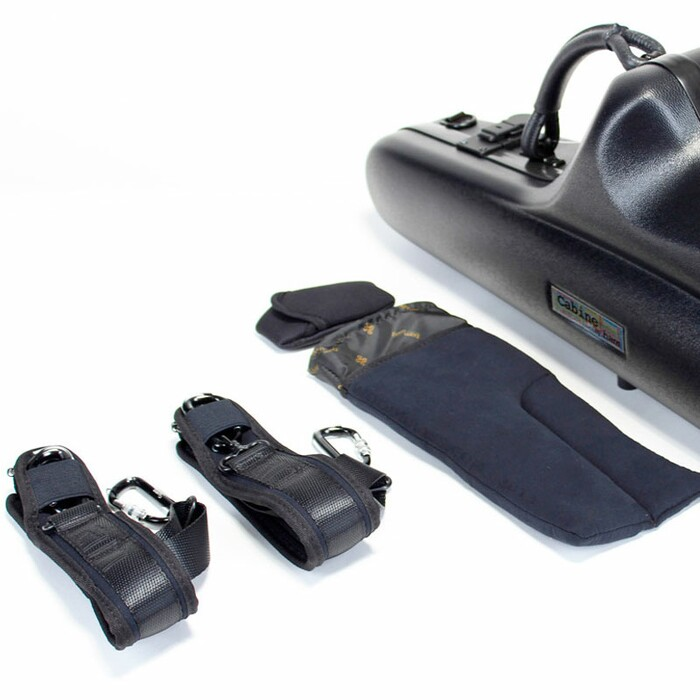 BAM 4012SN CABINE Tenor Sax case - Black
