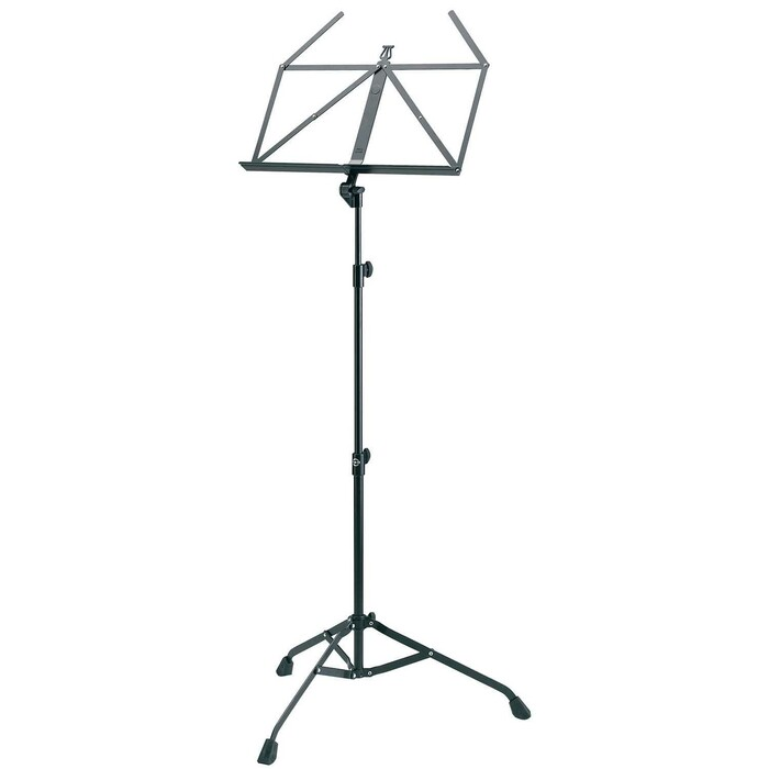 K&M Music stand 107 foldable black