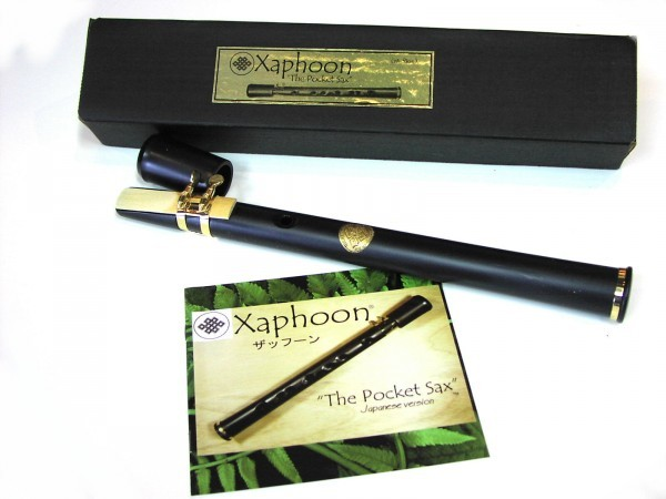 Xaphoon - The Pocket Saxophone
