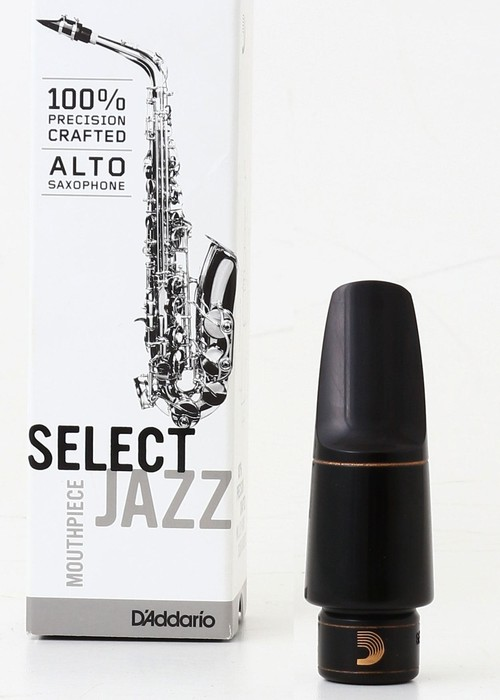 D'Addario Select Jazz alto sax mouthpiece