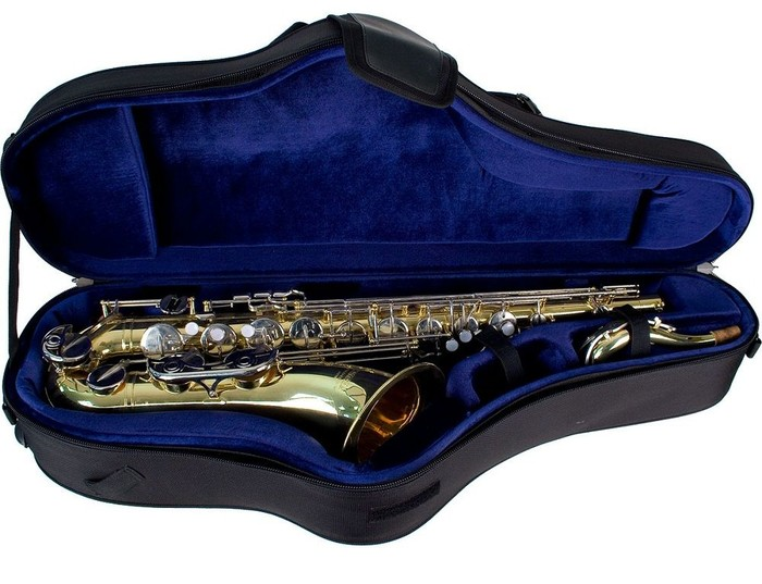 ProTec PB305CTXL moulded case XL tenor saxophone