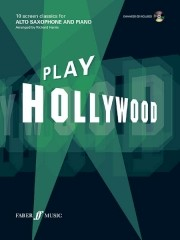 Play Hollywood Altsax & Piano