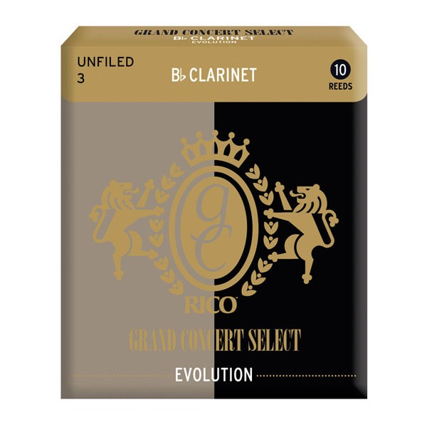 Grand Concert Select Evolution Bb clarinet reeds