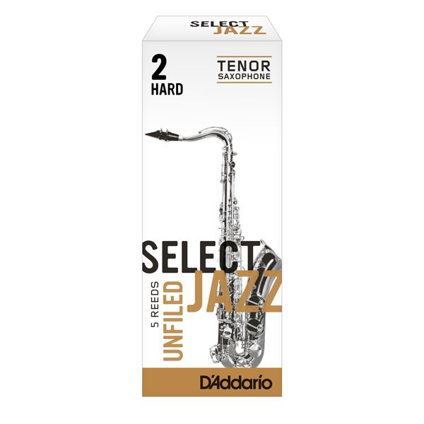 Select Jazz Unfiled tenor sax reeds