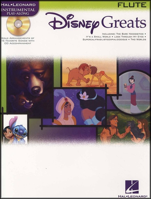 Disney Greats for Flute