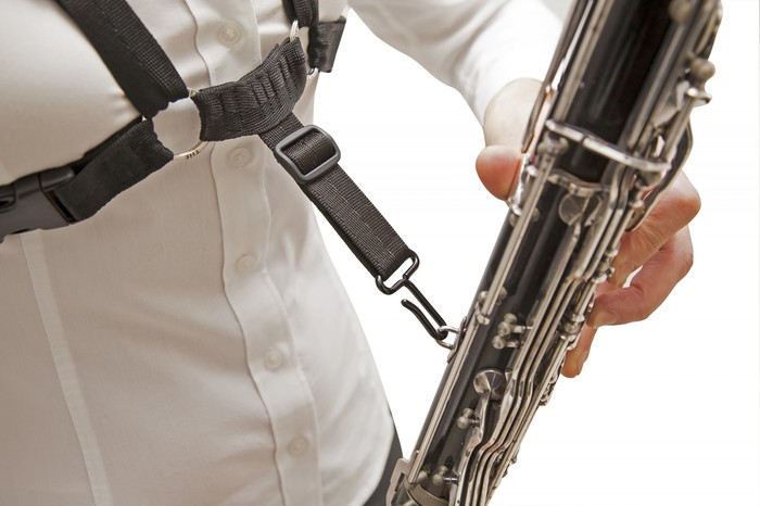 BG Harness Comfort CC80 for bass clarinet