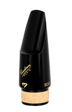 Vandoren Black Diamond BD5 bass clarinet mouthpiece