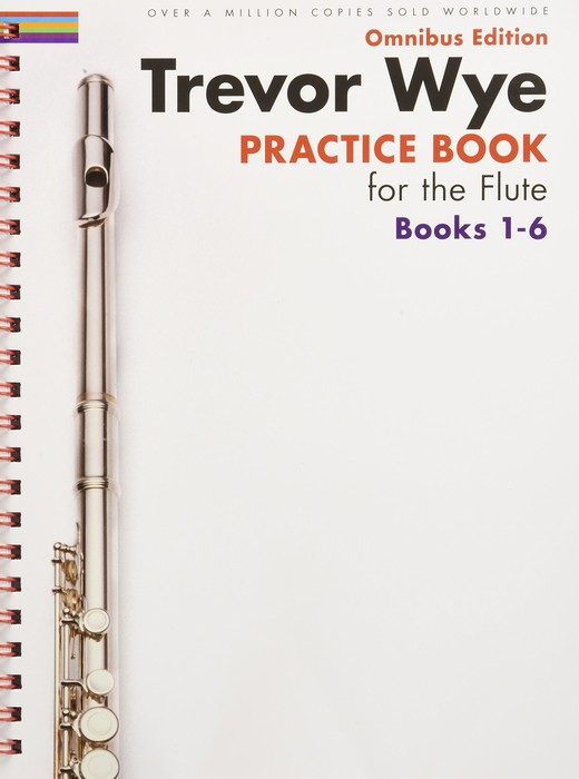 Practice Book for the Flute Books 1-6