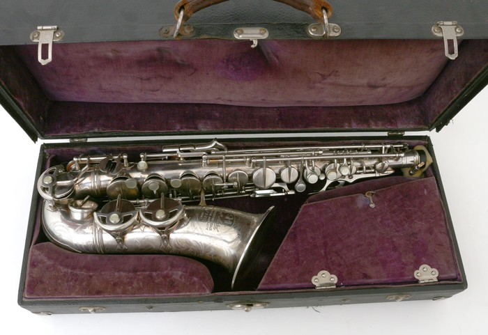 SML Gold Medal alto saxophone #18197 pre-owned