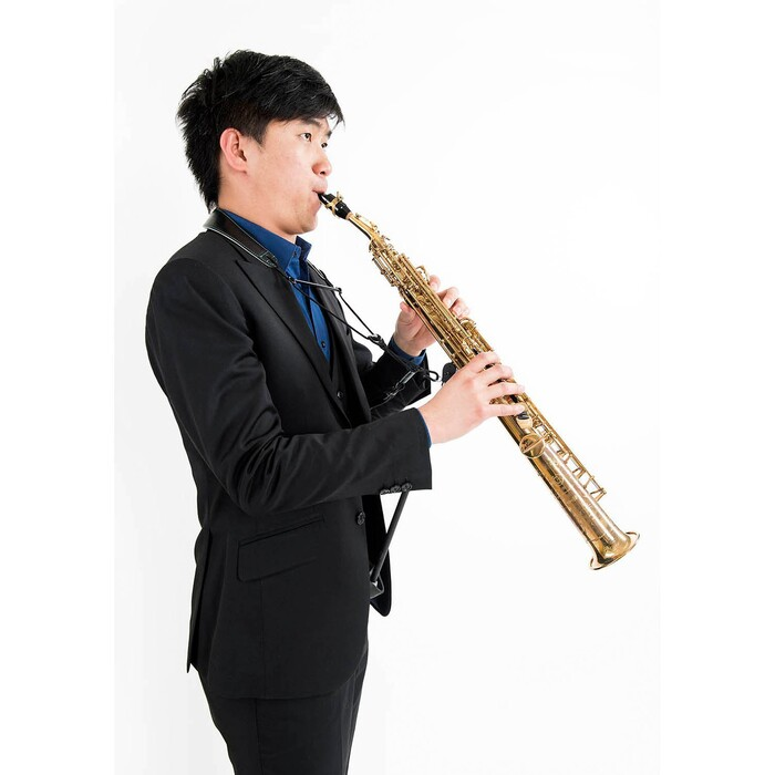 Ergobrass Saxophone Support