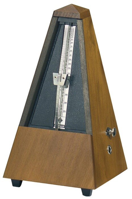 Wittner 813M Metronome Pyramide with bell