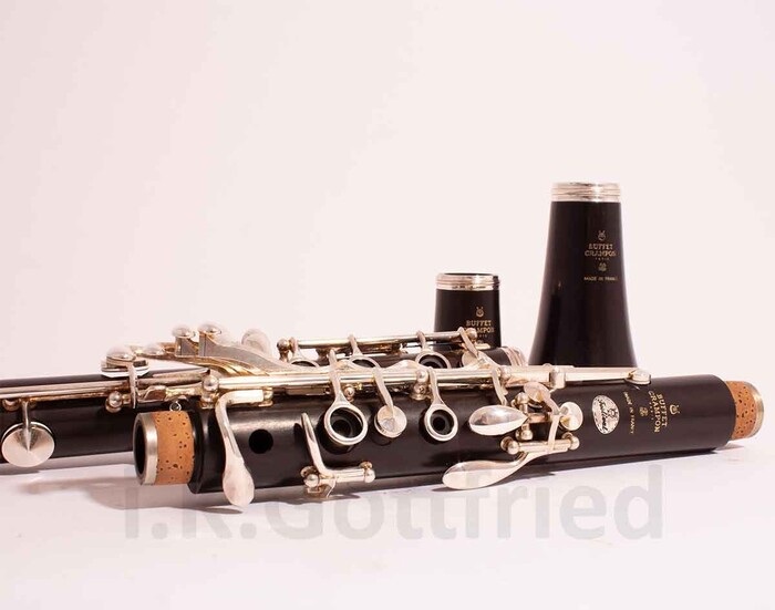 Buffet Festival Clarinet A pre-owned