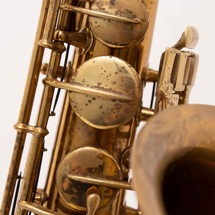Conn Naked Lady Alto Sax #109268 pre-owned