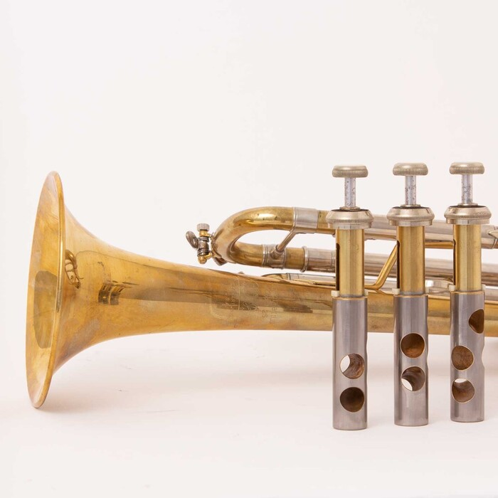 Bach Stradivarius Bb-trumpet 180L #297092 (pre-owned)