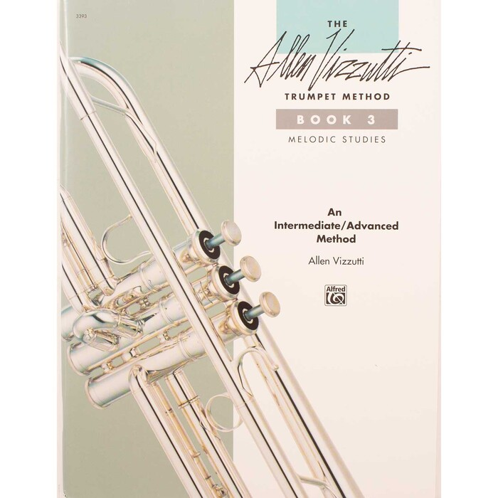 Allen Vizzutti Trumpet Method Book 3