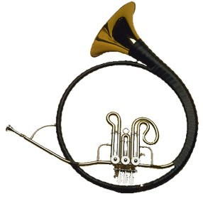 Dotzauer 18950 hunting horn parforce