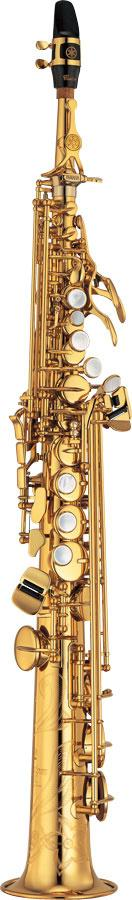 Sopran sax yamaha model 875 hos i k gottfried for Yamaha yss 875ex