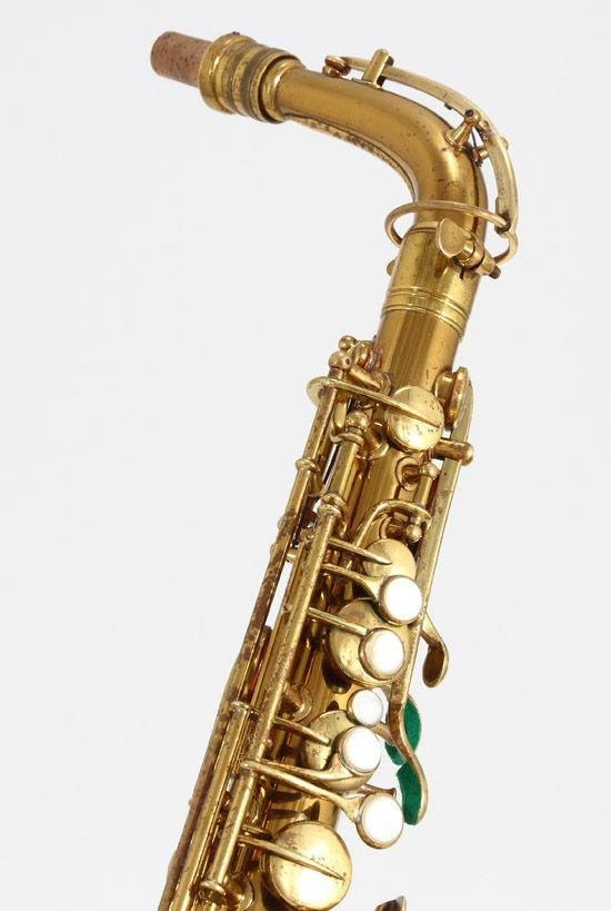 Vintage Conn alto saxophone New Wonder