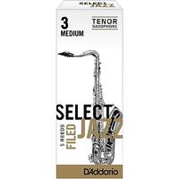 Rico Select Jazz Filed tenor sax reeds