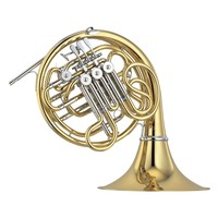Yamaha French horn, YHR-668DII -F/Bb