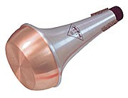 Bass trombone Jo-Ral Straight Mute copper TRB-4C