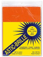 Astic Brille silver polishing swab