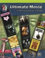 Ultimate Movie Instrumental Solos Altsax