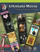 Ultimate Movie Instrumental Solos for tenor sax