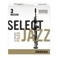 Rico Select Jazz Filed sopransax blade