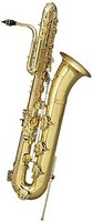 Bass saxophone - Selmer Super Action 80 Serie II