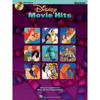 Disney Movie Hits for klarinet