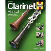 Clarinet Manual af Stephen Howard