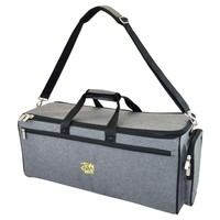 Dobbelt trompet gigbag, Tom & Will