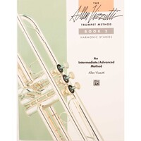 Allen Vizzutti Trumpet Method Book 2