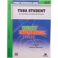 Tuba Student by Fred Weber Level 1