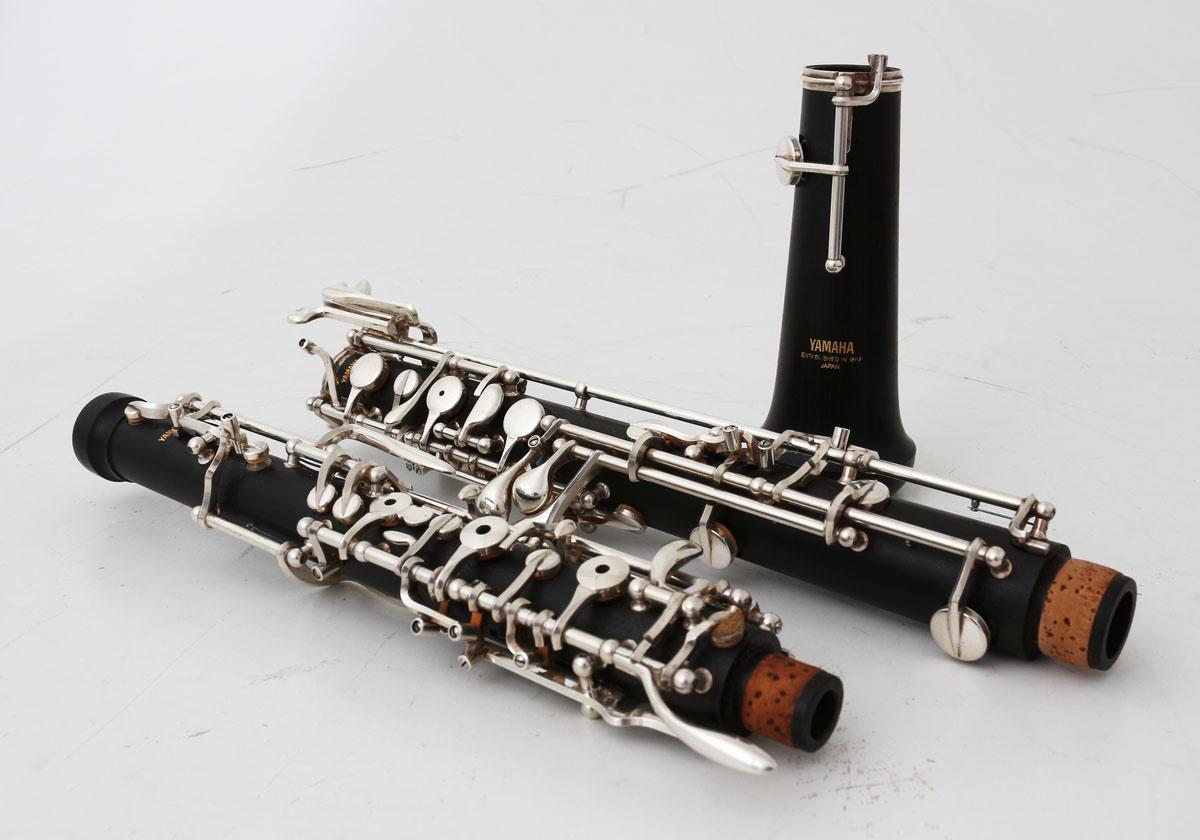 buy oboe yamaha yob 411 003453 second hand offer. Black Bedroom Furniture Sets. Home Design Ideas